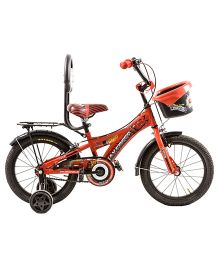 Hero Cycles Disney Cars 16T Bicycle - Red