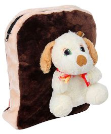 Tickles Mufler Dog Soft Bag