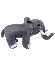 Tickles Elephant Soft Toy Grey - 29 cm