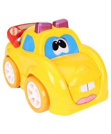 Luvely Herbie Car Toy - Yellow