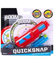 Boomco Quicksnap Smart Shot Blaster - Red