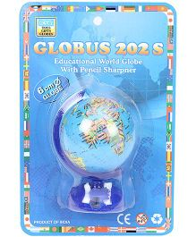 Globus 202 S World Globe With Sharpener (Color May Vary)