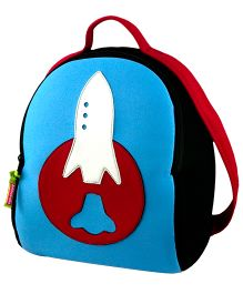 Elefantastik Out Of This World Backpack Blue - 12 inches