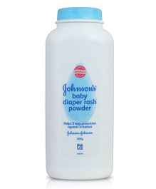 Johnson's baby Diaper Rash Powder - 200 grams