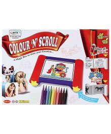 Avis Colour N Scroll Box