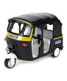 Shadilal Auto Rikshaw Model - Black