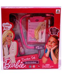 Barbie Doctor Small Box Set - Pink