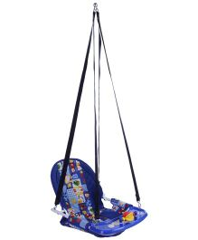 New Natraj Cozy Swing Deluxe - Multi Print