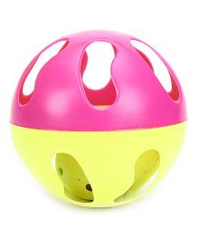 Venus Ball In Ball Rattle - Dual Colour