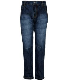 Bells And Whistles Denim Jeans - Dark Blue