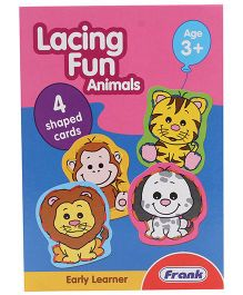 Frank Lacing Fun Animals
