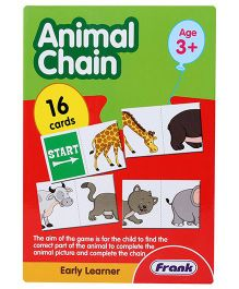 Frank Animal Chain Puzzle Game