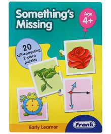 Frank Somethings Missing Puzzle Game