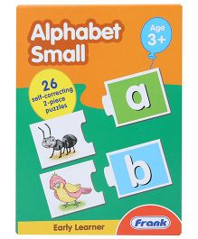 Frank Alphabet Puzzle Game - Small