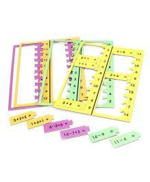Frank Fun Maths Puzzle Game