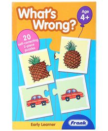 Frank Whats Wrong Puzzle - 40 Pieces