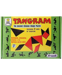 Frank Tangram The Ancient Chinese Shape Puzzle - Early Learner