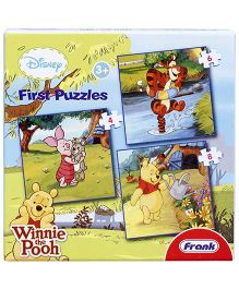 Disney Winnie the Pooh First Puzzles