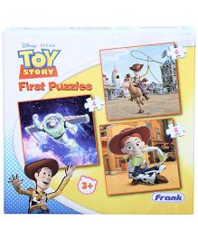 Frank Toy Story Puzzle Set