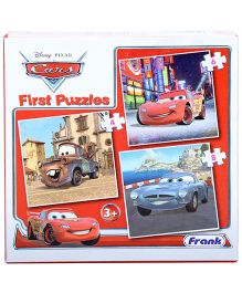 Disney Cars Puzzle Set