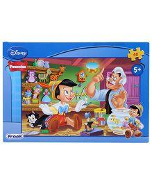 Frank Pinocchio Puzzle Set - 60 Pieces
