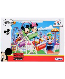 Frank Mickey Mouse And Friends Puzzle Set - 60 Pieces