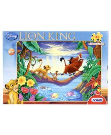Disney The Lion King Puzzle - 108 Pieces