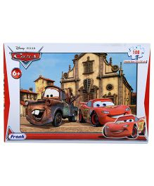 Frank Cars 2 Puzzle Set - 108 Pieces