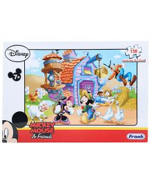 Disney Mickey Mouse Puzzle Set - 108 Pieces