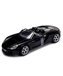 Maisto Porsche Carrera Car Toy - Black