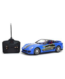 Kumar Toys Remote Controlled Car - Royal Blue