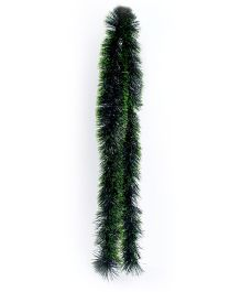 Party In A Box Tinsel Garland - Green