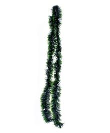 Party In A Box Small Tinsel Garland - Green