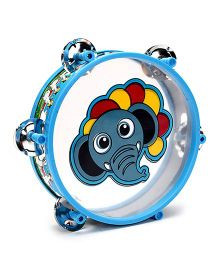 Speedage Tambourine Multi Colour