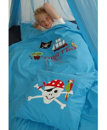 Taftan European Brand Big Size Quilt Pirates