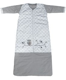 Taftan European Brand Sleeping Bag Full Sleeve Owl