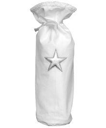 Taftan European Brand Bottle Cover Star White