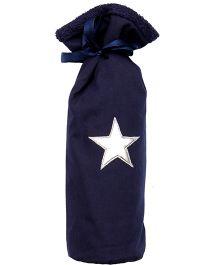 Taftan European Brand Bottle Cover Star Dark Blue