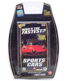 Top Trumps Deluxe Sports Cars - 30 Cards