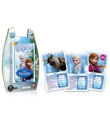 Disney Frozen Deluxe Card Game - 30 Cards