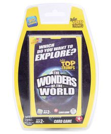 Top Trumps Deluxe Wonders Of The World - 30 Cards