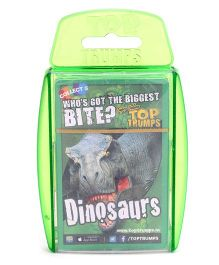 Top Trumps Super Deluxe Dinosaurs Card Game - 30 Cards