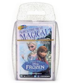 Disney Frozen Super Deluxe Card Game - 30 Cards