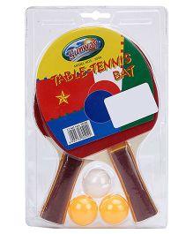Speedage Table Tennis Racket And Ball Set