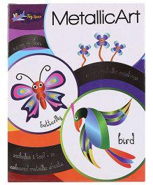 Shadilal Metallic Art Kit Small