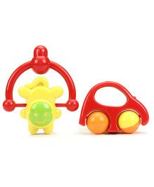 Sunny Rattle Set - Two Piece