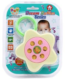 Shadilal Star Rattle - Assorted
