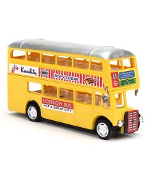 Speedage Double Decker Bus Model