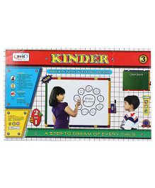 Avis Kinder Double Sided Writing Board