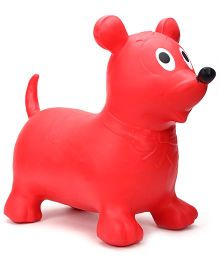 Suzi Ride N Play Animal - Red